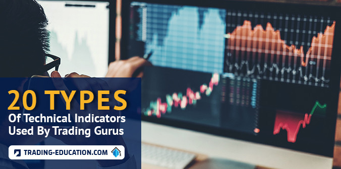 20 Types Of Technical Indicators Used By Trading Gurus