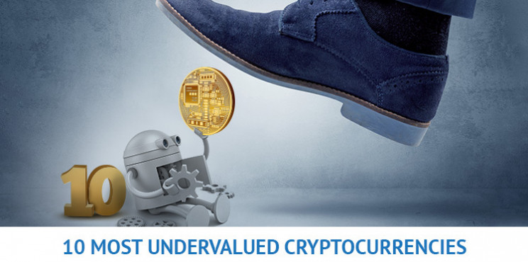 What are The Most 10 Undervalued Cryptocurrencies To Buy?