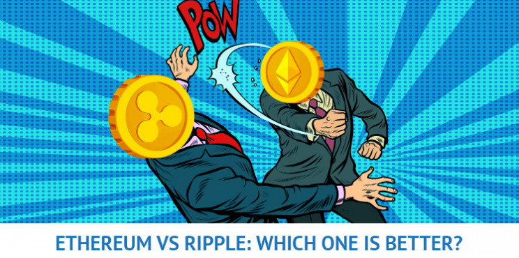 Ethereum VS. Ripple: Which One Should Be In Your Portfolio?