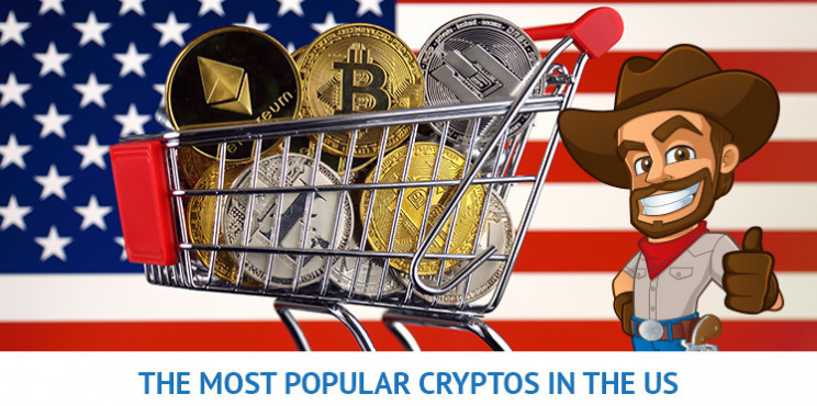 What Are The 5 Most Popular Cryptocurrencies In The USA?