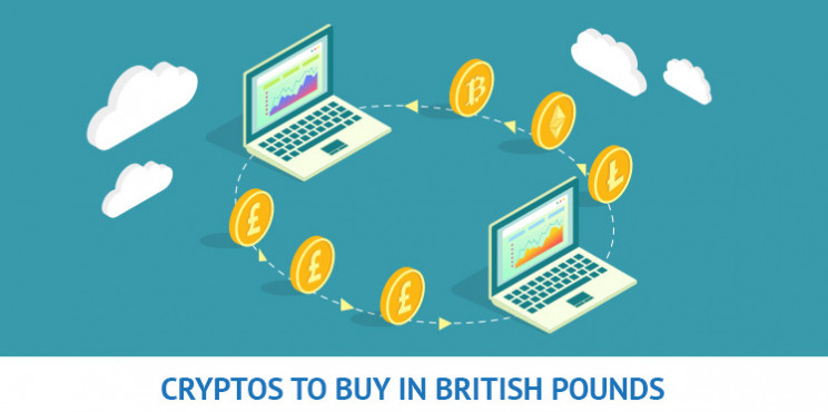 5 Popular Cryptocurrencies To Buy And Sell In British Pounds