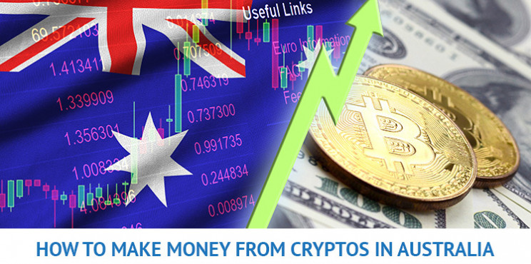 Can You Actually Make Money In the Cryptocurrency Market In Australia?