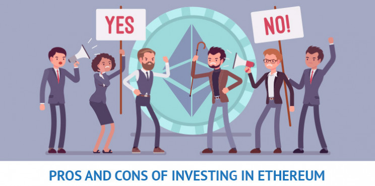 Pros and Cons of Investing in Ethereum, Will It Be a Millionaire Maker?
