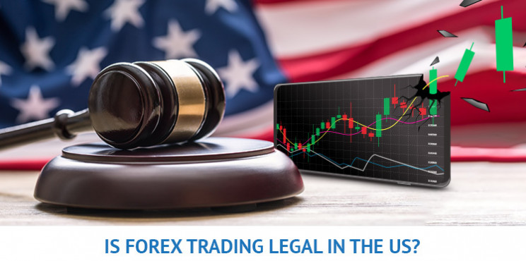 Is Forex trading legal in the US?