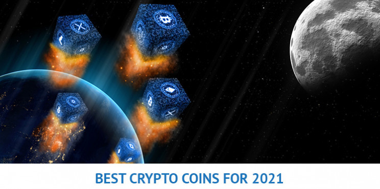5 Best Crypto Coins for 2021