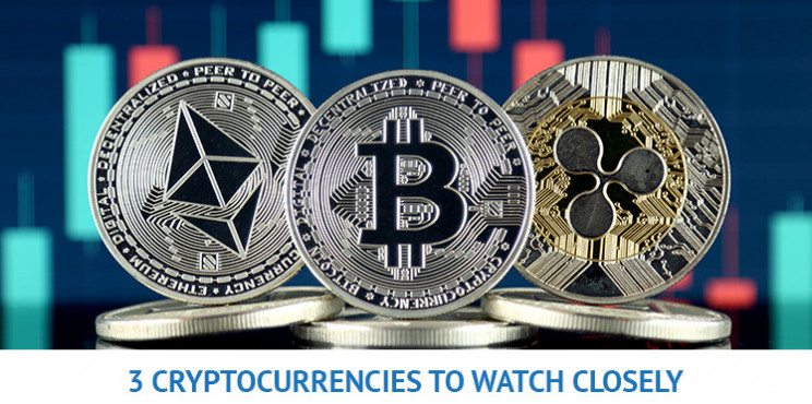 3 Cryptocurrencies To Watch Closely In February 2021