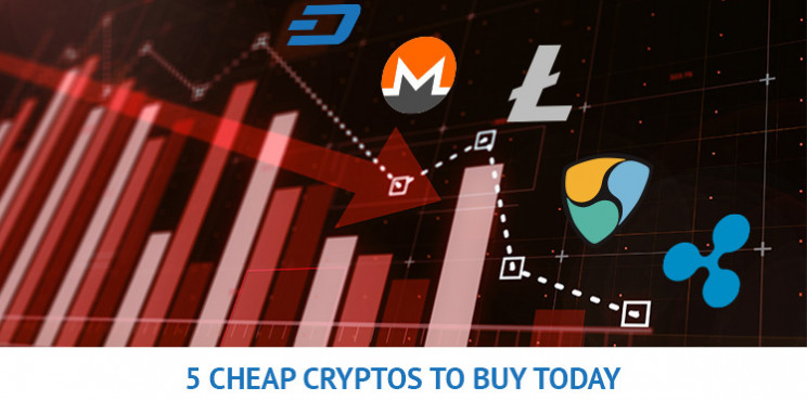 Cryptocurrency Market Rally: 5 Dirt-Cheap Cryptos To Buy Today